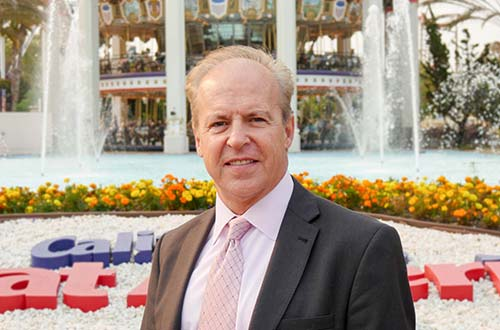 California's Great America Names New Vice President and General Manager