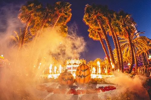 Halloween Haunt Returns to California's Great America September 27 - November 2
