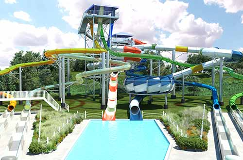 "California's Great America Makes Waves with Completely Transformed Waterpark, ""South Bay Shores"""
