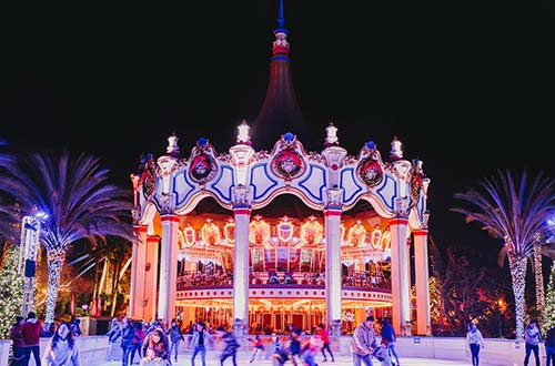 WinterFest at California's Great America Opens November 23