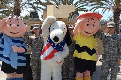California's Great America Offers Free Military Admission Through May 29
