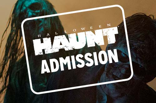 Haunt Admission at Canada's Wonderland