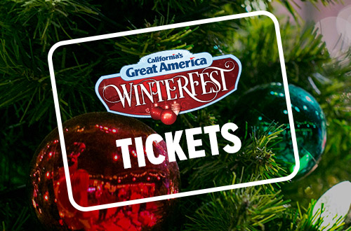 WinterFest Tickets at Great America