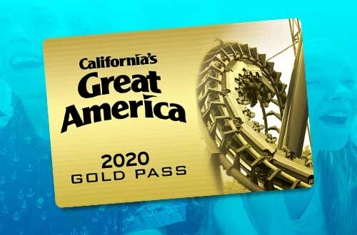 Admission & Add-Ons | CA Great America