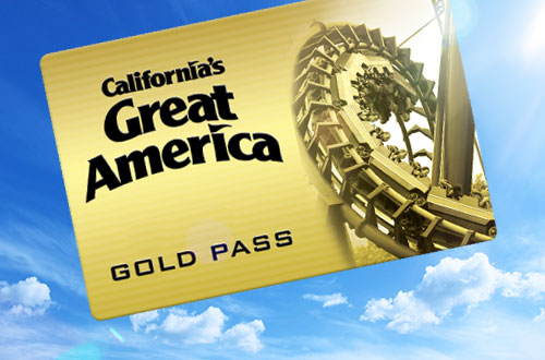 Season Pass Early Entry at Great America's Memorial Day Event
