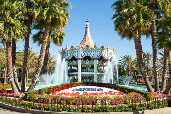 CA Great America Park Hours | Boomerang Bay Waterpark Hours