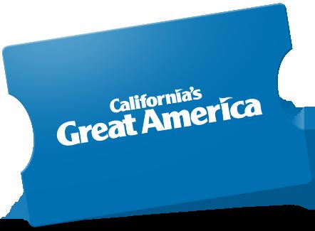California's Great America: Bay Area - California Amusement Park
