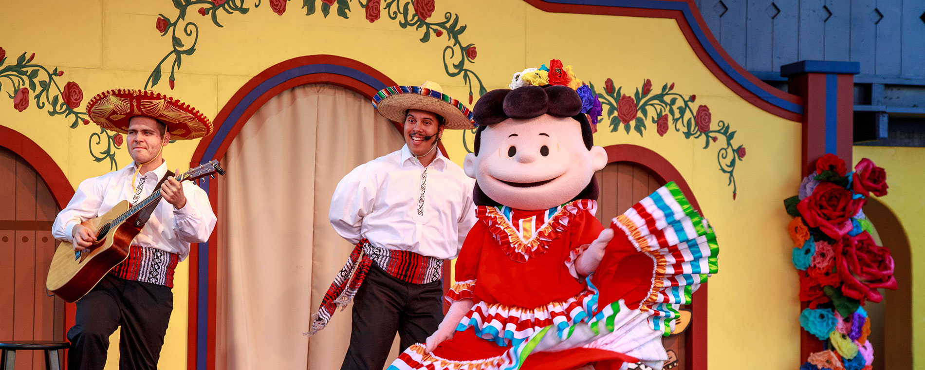 Celebrating Children & Hispanic Culture at California's Great America