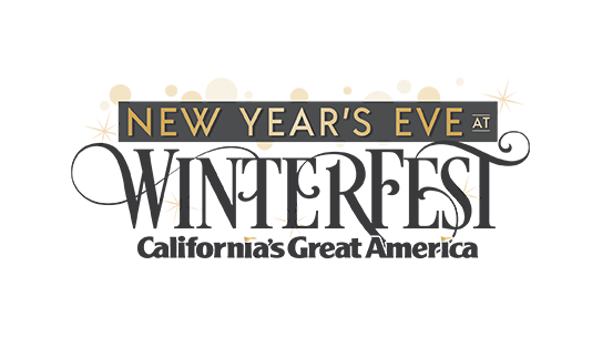 New Year\'s Eve Celebration | NYE Event at WinterFest | CA Great America