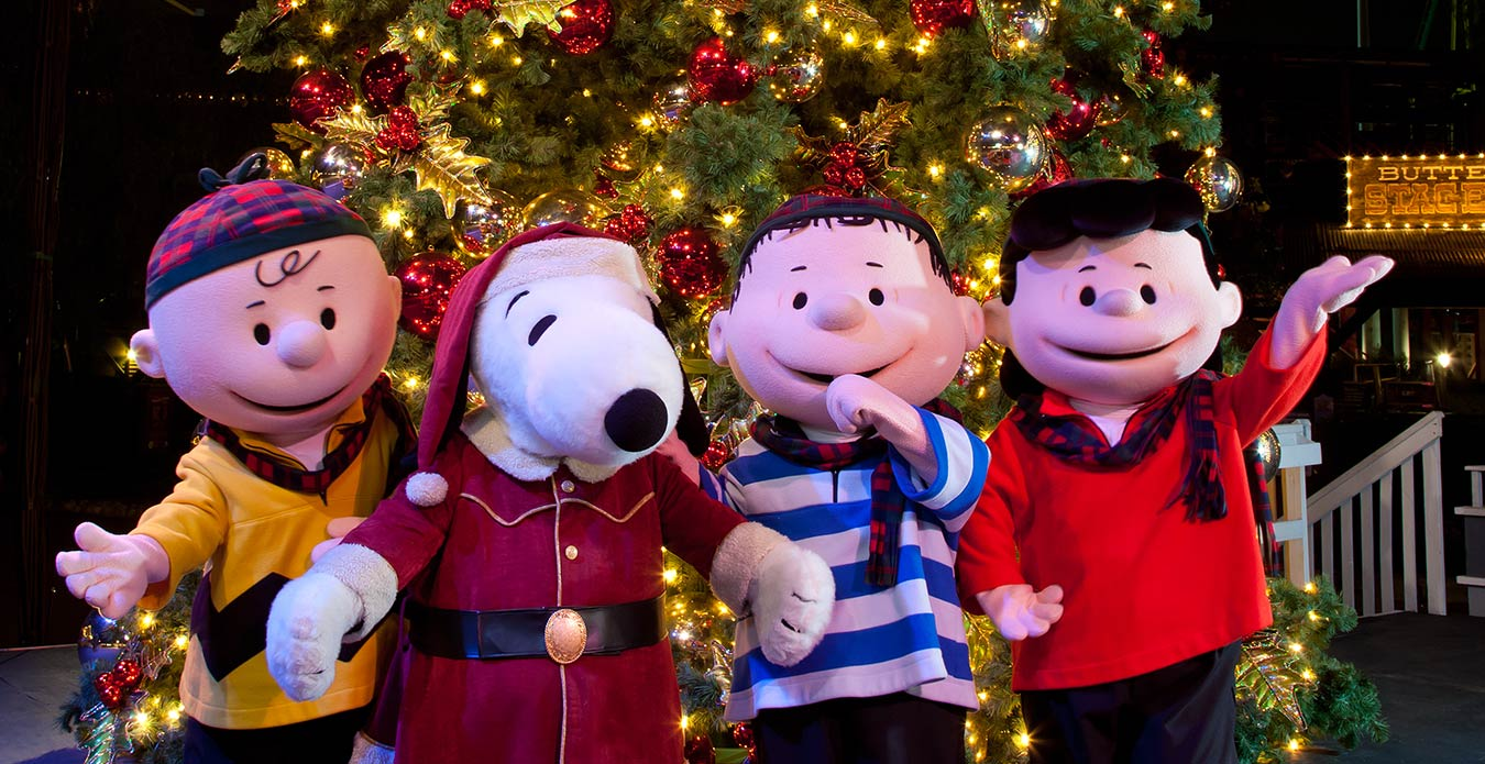a peanuts guide to christmas