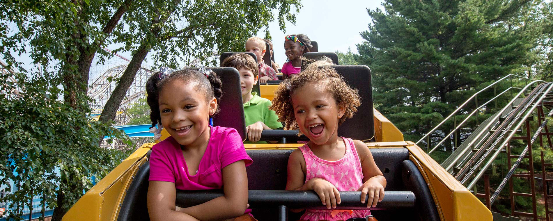 Pint-Sized Thrillseekers Itinerary at Cedar Point