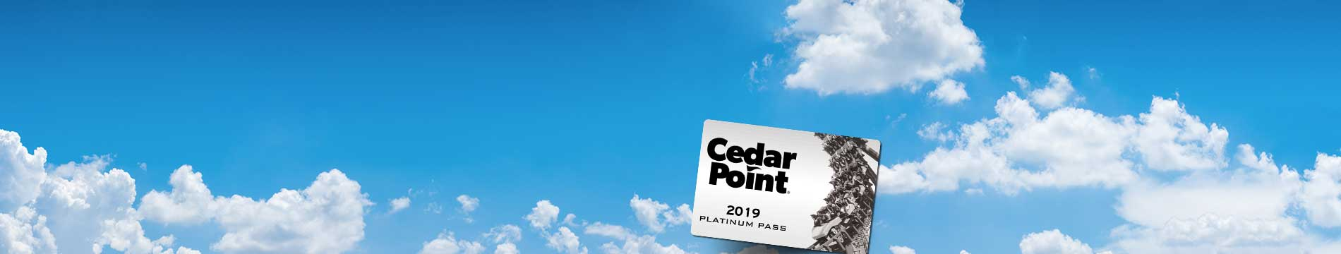 2019 Platinum Passes