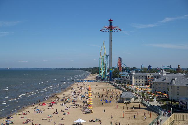 The Roller Coaster Capital of the World | Cedar Point on
