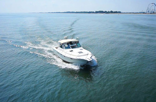 Lake Erie Boat Rentals at Cedar Point