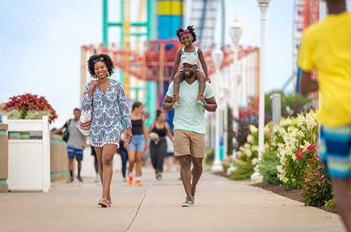 Suggested Itineraries & Touring Plans at Cedar Point Resorts