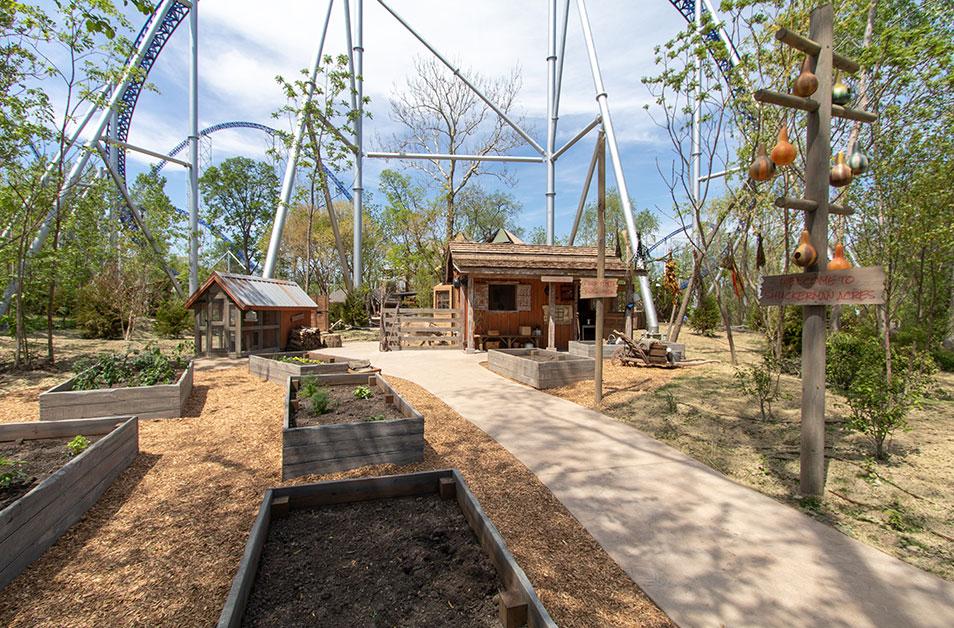 forbidden frontier on adventure island new for 2019 cedar point