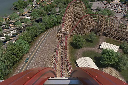 Be the First to Ride Cedar Point's World-Record-Breaking Steel Vengeance