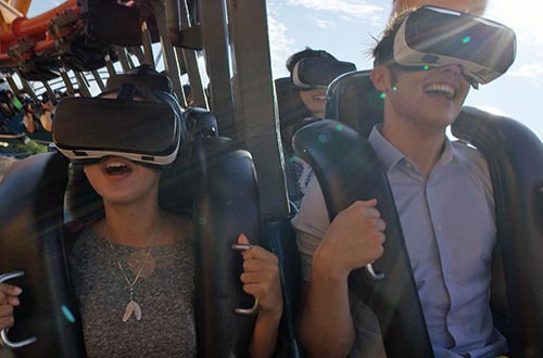 Virtual and Augmented Reality Return to Cedar Point