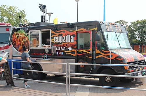 Cupzilla Korean BBQ