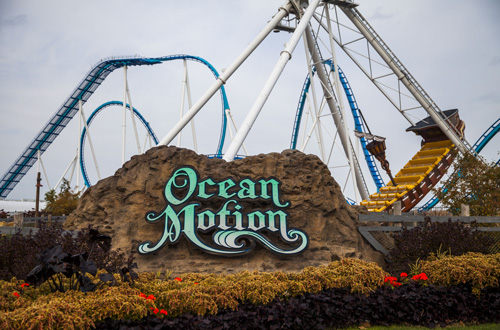 Ocean Potion at Cedar Point's Halloween Event