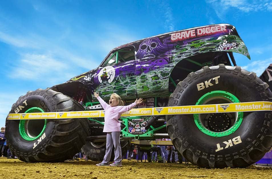 Monster Jam® Thunder Alley at Kings Dominion