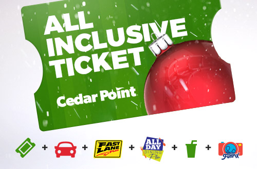 Holiday All Inclusive Ticket