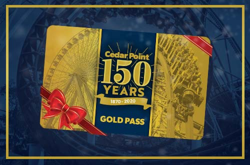 Cedar Point Gold Pass