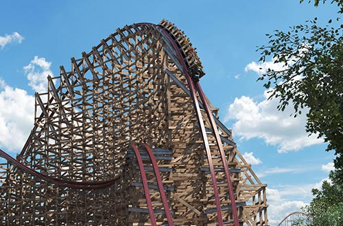 Cedar Point Early Entry
