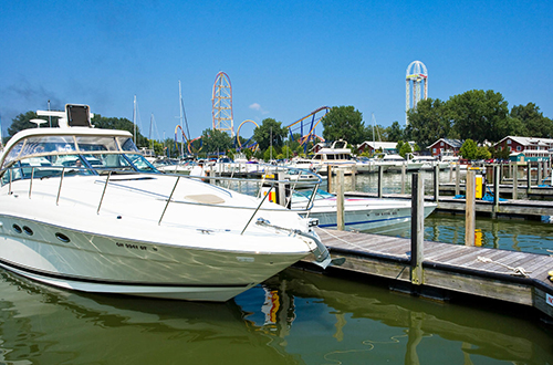 Cedar Point Marina Discounts