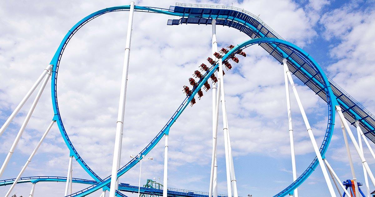 Amusement Park In Ohio Roller Coaster Capital Of The World Cedar Point