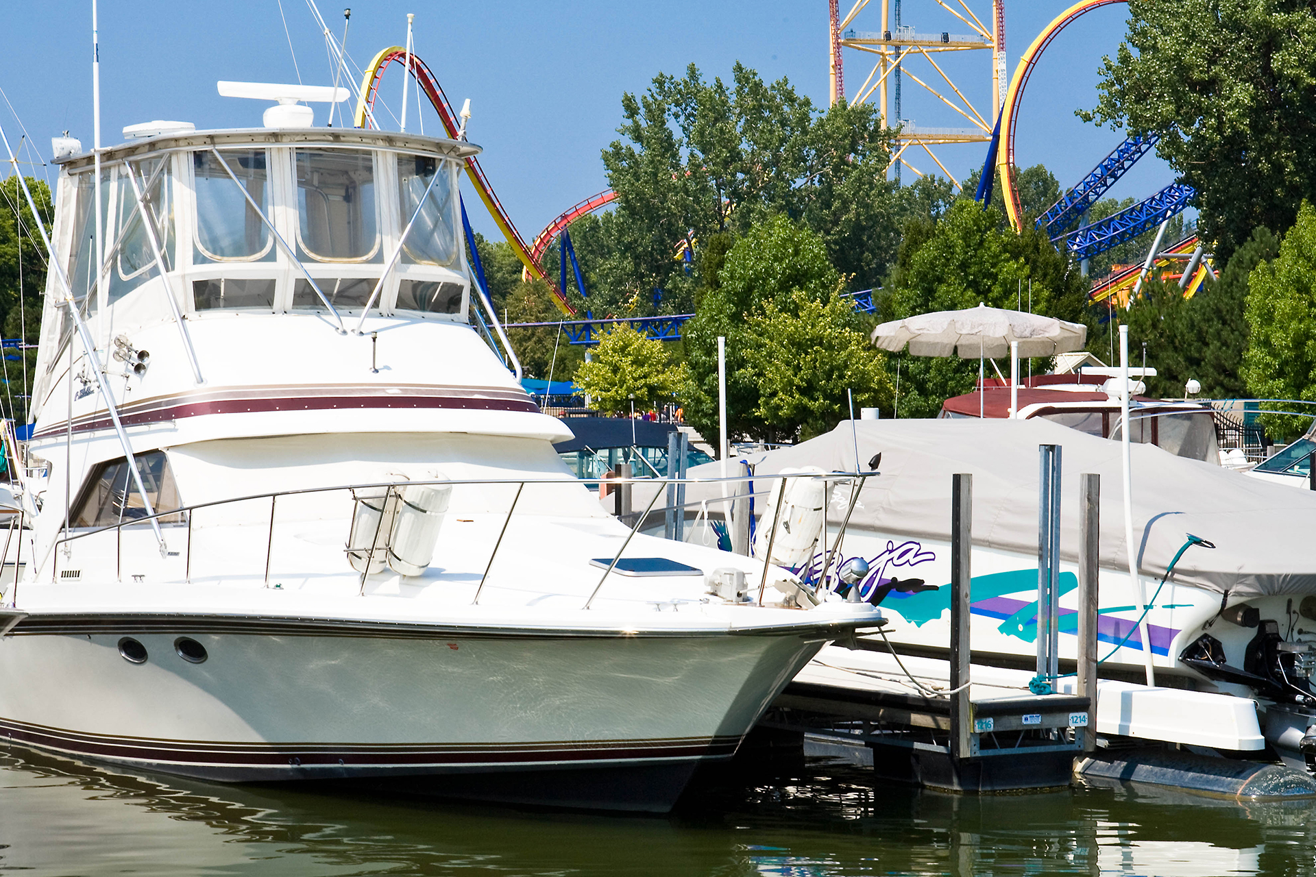 Marinas at Cedar Point | Cedar Point