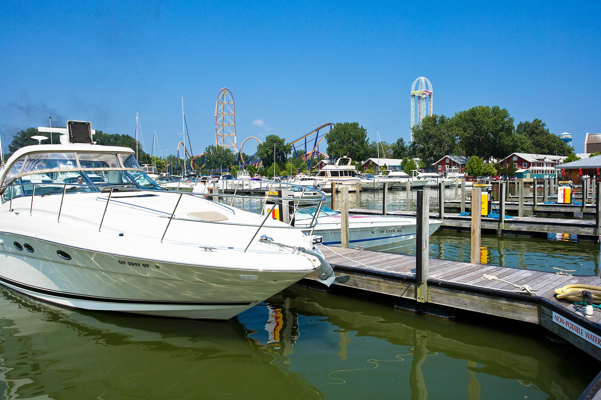 Marinas at Cedar Point | Cedar Point