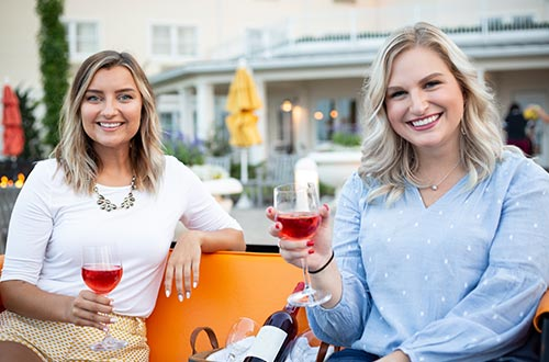 Boardwalk Cruiser Wine Tours at Cedar Point