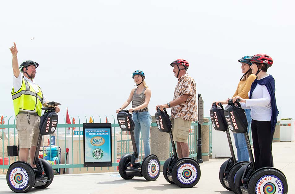 Cedar Point Segway Tours