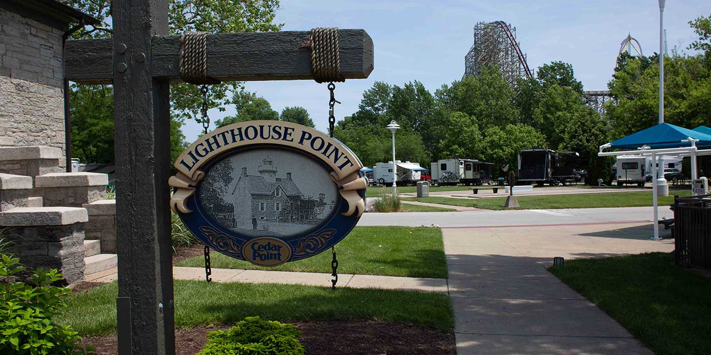 Lighthouse Point at Cedar Point