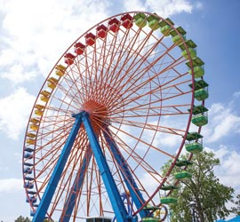 Theme Park World Mac