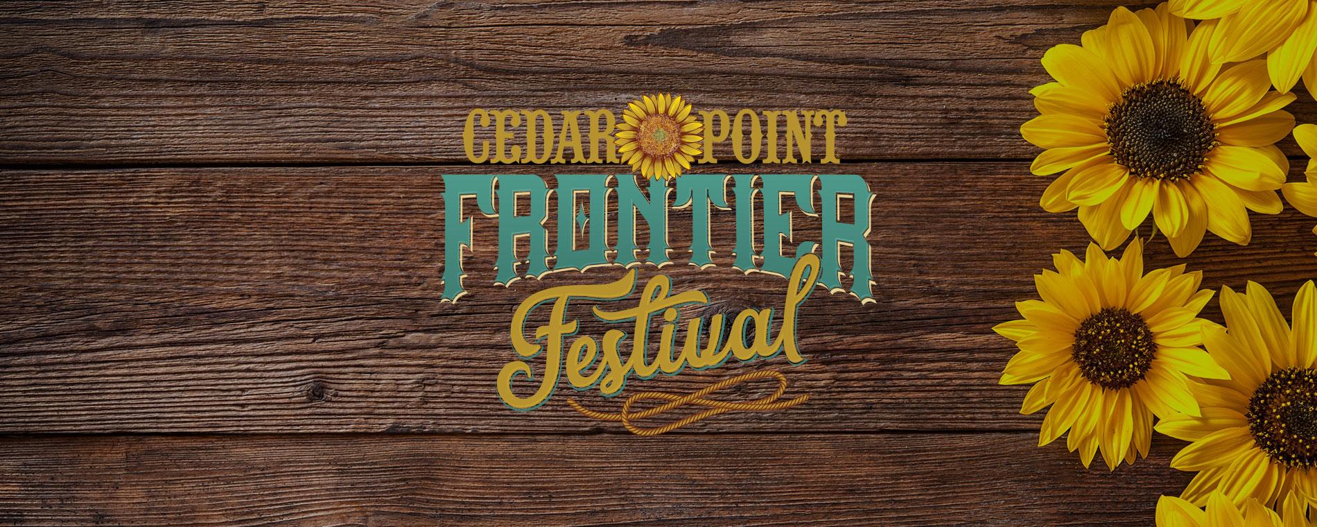 Frontier Festival | Ohio's Premier Old West Street Festival | Cedar