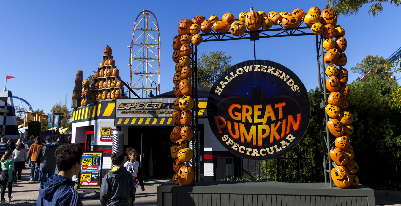 Image result for halloweekends cedar point