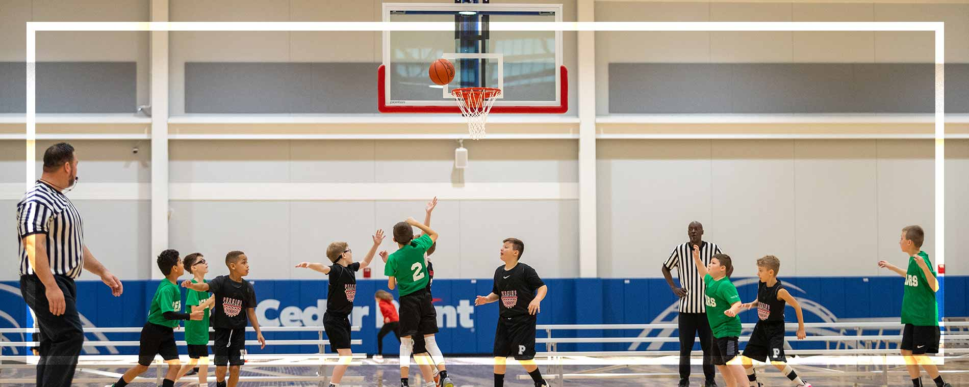 Youth Basketball League 3