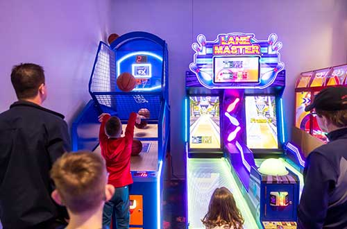 Arcade with Kids 1