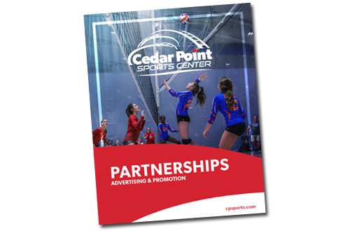 Cedar Point Sports Center Partnership Guide