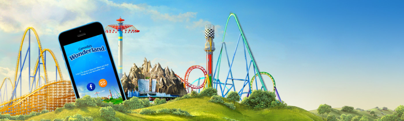 Canada's Wonderland Mobile App Download Today
