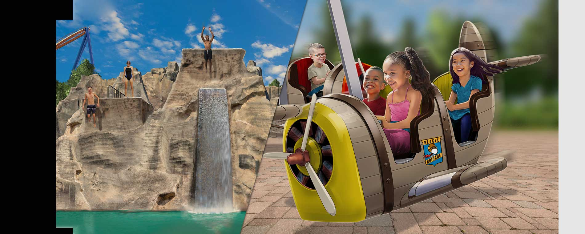 New Rides and Attractions Coming to Canada's Wonderland Amusement Park in 2020