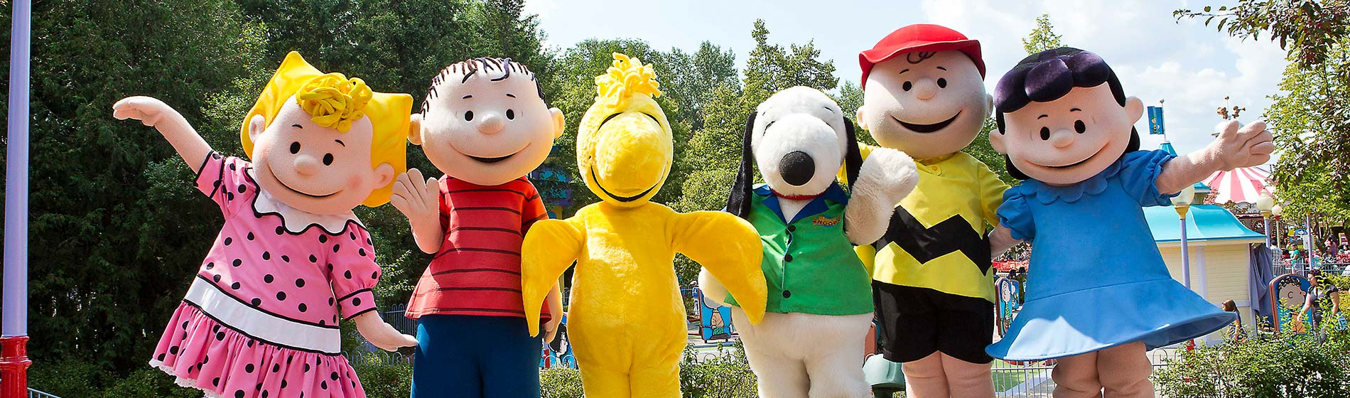 Canada's Wonderland Events