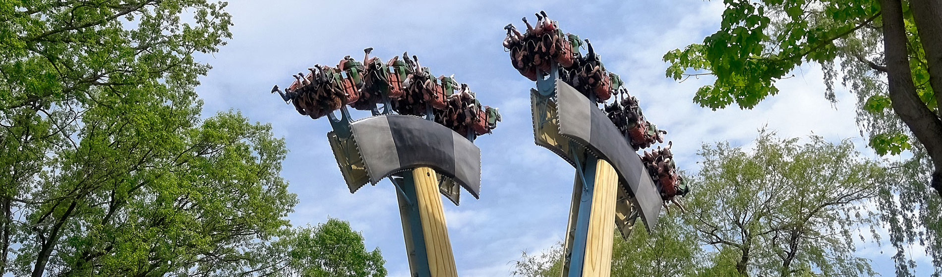 Canada's Wonderland Thrill Rides