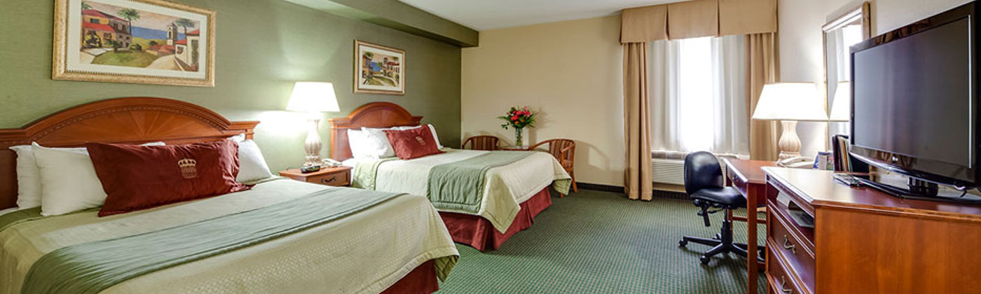 CA Wonderland's Featured Hotels: Monte Carlo Inn Vaughan Suites