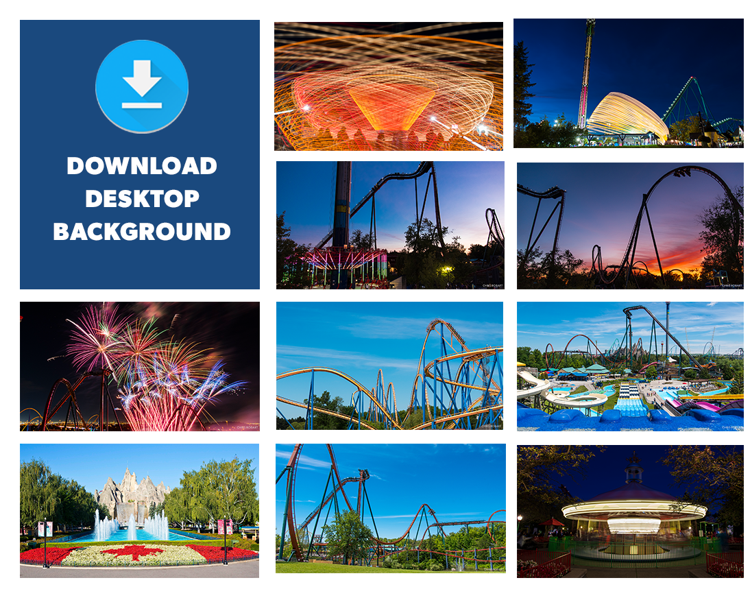 Downloadable Canada's Wonderland Desktop Wallpaper