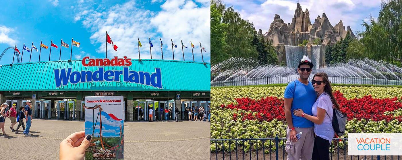 Top 5 Reasons To Visit Canadas Wonderland Canada S Wonderland