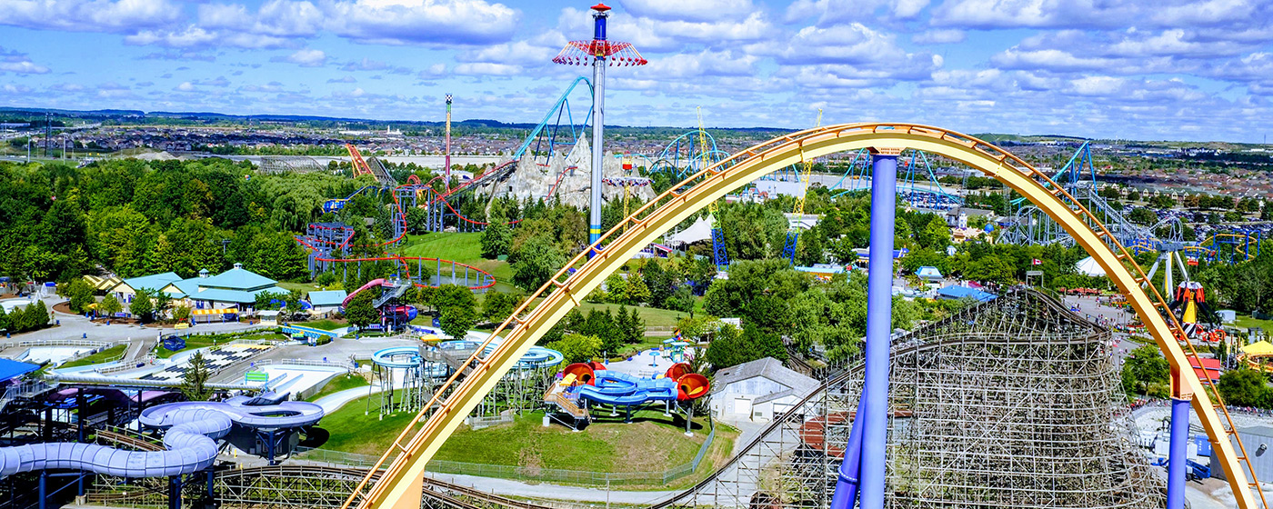 Map Of Canadas Wonderland 2017.Get The Inside Track On The Best Ways To Beat The Lines Canada S