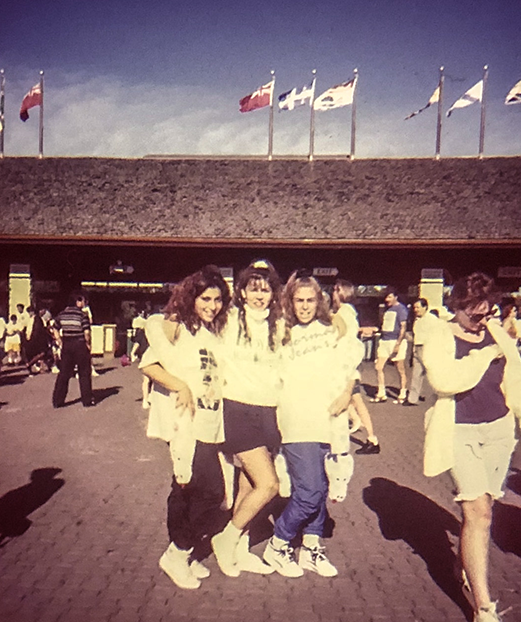 Old photos from Canada's Wonderland